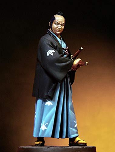 XINGCHANG Modelos A Escala 1/32 54 Mm Samurai, Último Período Muromachi 54 Mm Figura Modelo Histórico De Resina