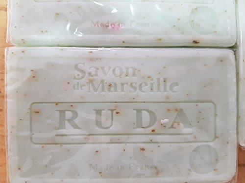 Jabón de Ruda 100g (savon de marseille Ruta graveolens)
