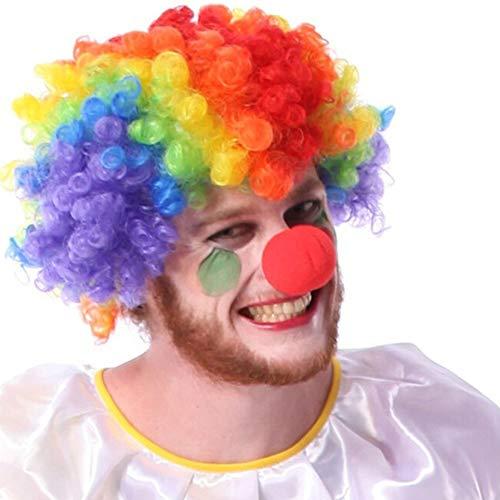 1 stuk rode bal schuim circus clown neus comic party Halloween kostuum jurk