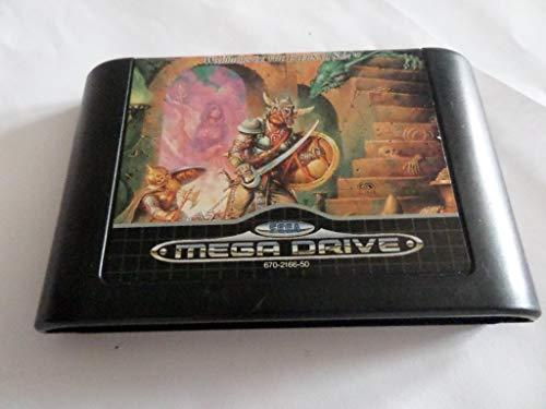 Dungeon & Dragons [Sega Megadrive] [Importado de Francia]