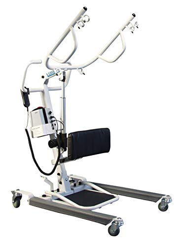 Graham-Field Lumex Sit-to-Stand Battery-Powered Patient Lift, 400 lb. Weight Capacity, LF2020