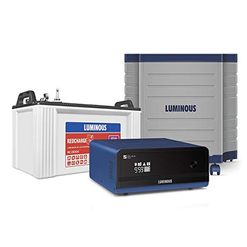 Best inverter and battery combination for home