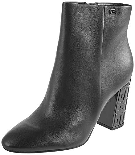 Guess Lariah/Shootie (Ankle Boot)/L, Botas Cortas al Tobillo Mujer, Negro, 39 EU