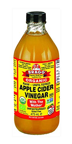 Bragg Organic Apple Cidar Vinegar 16oz 473ml