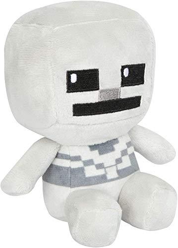 JINX Minecraft Mini Crafter Plush Figure Skeleton 11 cm
