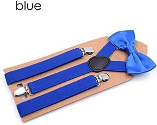 Jinxuny Collar de campana Seguridad para mascotas El/ástico Ajustable Gato Gatito Collar Pajarita Cadena de cuello animal Collar de bowknot lindo con campana incorporada para gatos Peque/ños perros Masc