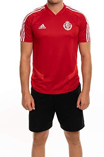 Camiseta oficial de entrenamiento de jugadores del Real Valladolid C.F., Temporada 2019/20, M