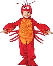 Lil Lobster Toddler Costume (3T)