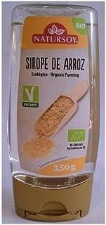 Sirope Arróz Sin Lactosa Bio 350 Gr de Natursoy
