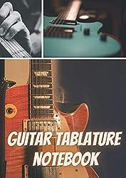 Guitar tablature notebook: Music paper sheet for guitarist and musicians guitar tab blank notebook guitar tab and staff notebook guitar tab chords ... tab workbook guitar tab worksheets