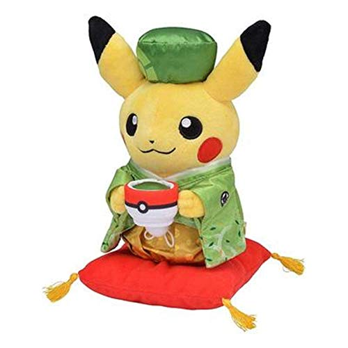 CUINA 2021New Anime Game Pokemon Sakura Pikachu&Eievui