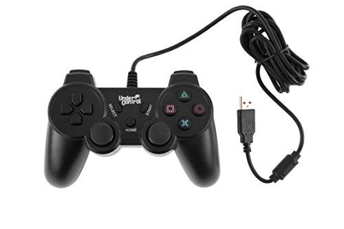 Manette Filaire Noir pour PS3
