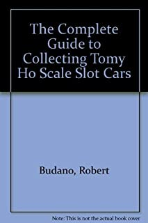 The Complete Guide to Collecting Tomy Ho Scale Slot Cars