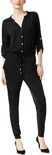 Michael Michael Kors Petite Utility Jumpsuit