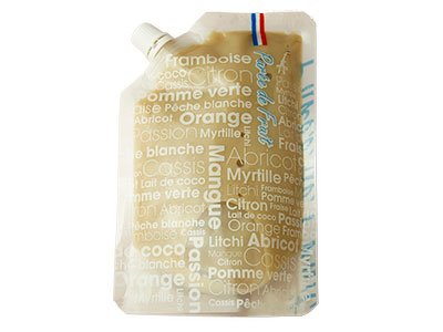 ラ・フルティエール [冷凍] ライチピューレ加糖10% 250g