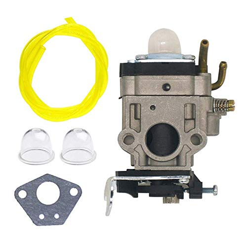 Carburetor with Gasket and Primer Bulb Replaces Walbro WYK-192 Replacement for Echo PB-755 PB-755H PB-755T PB-755SH PB-755ST PB-751 PB-751H Backpack