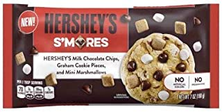Hershey's S'mores Baking Chips, 7 Oz