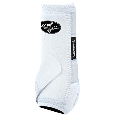 Professional's Choice - Sports Medicine Boots - SMB 3- White, Größe:L