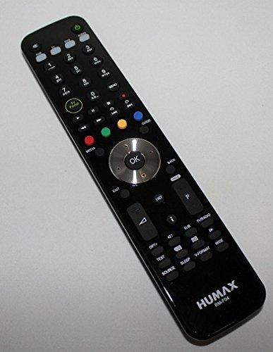 Humax RM-F04 - Telecomando per ricevitori satellitari I-Cord HD+