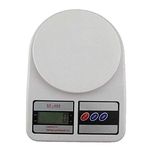 Báscula de cocina Digita Balanza electrónica Escala del peso de la fruta para el culturismo de dieta con buena calidad,10kg/1g