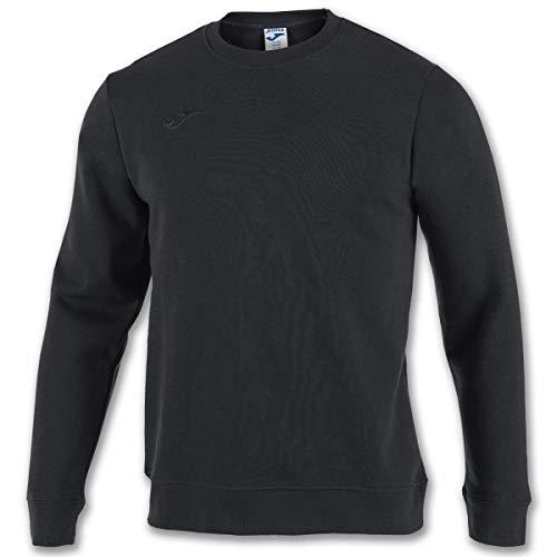 Joma Jungen Santorini Sweatshirt, Schwarz, XXXXXXS