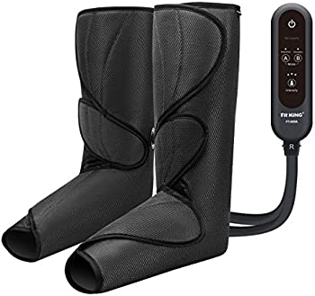 Fit King Leg Air Circulation and Relaxation Foot and Calf Massager