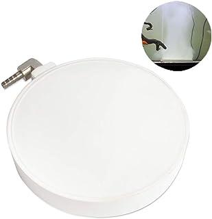 OWUDE Aquarium Bubble Stone, Round Air Stone Bubble Plate for Aquarium, Fish Tank, Ponds and Hydroponics, Premium Nanoscal...