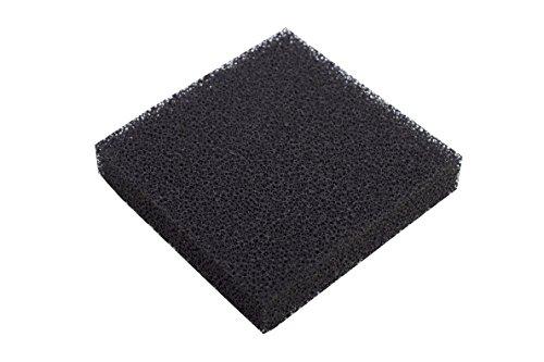 LTWHOME Filterschwamm aus Aktivkohlen, Aquarium Passend für Juwel Standard/BioFlow 6.0 / L(12 Stück)