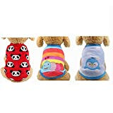 YIKEYO Dog Clothes for Small Dogs Boy Girl Yorkie...