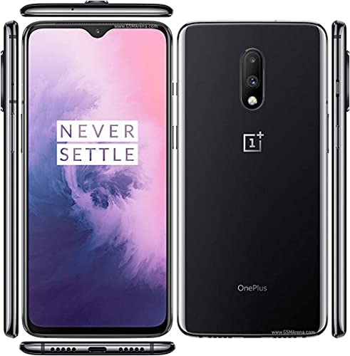 OnePlus 7 Pro 256GB Android, Smartphone 6.67 inch, 48MP Main Lens Triple Camera (Mirror Grey, Single SIM T-Mobile) (Renewed) WeeklyReviewer