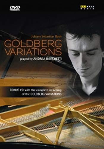Bach, Johann Sebastian - Goldberg Variationen (inkl. Bonus CD)