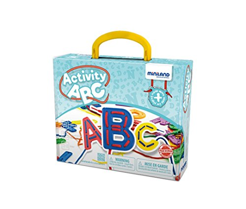 Miniland - Activity ABC (45306)