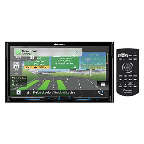 Pioneer AVIC-W8500NEX 7-Inch AV Receiver with Navigation