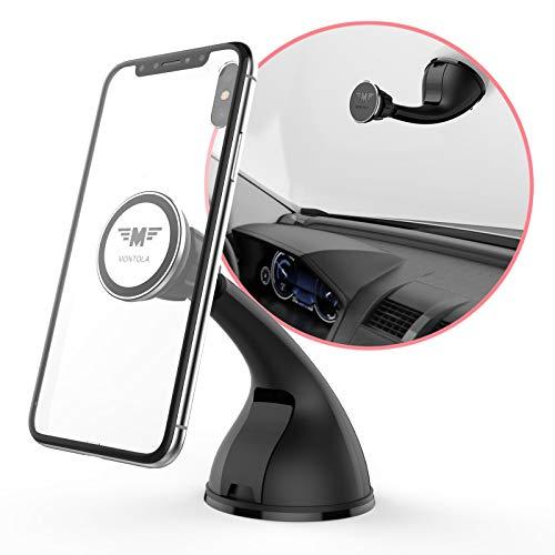 MONTOLA® Magnethalterung Handy 360grad UNIVERSAL - KFZ-Halter PKW/NAVI Auto