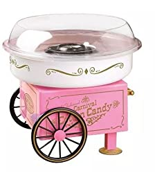 best cotton candy maker for sugar-free candy