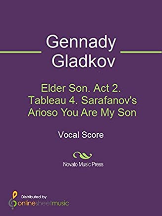 Elder Son. Act 2. Tableau 3. SarafanovÆs Arioso