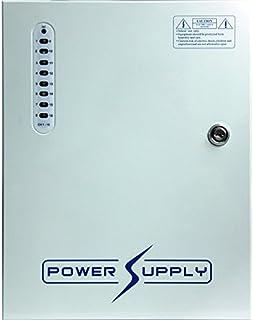 PWU1612W16 DOSS 16 Way 12V DC 16A Power Supply with UPS PFC Surge Protection Universal Ac Input Range: 96-264Vac Universal...