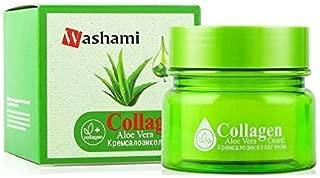 Washami Aloe Vera Collagen Face Cream