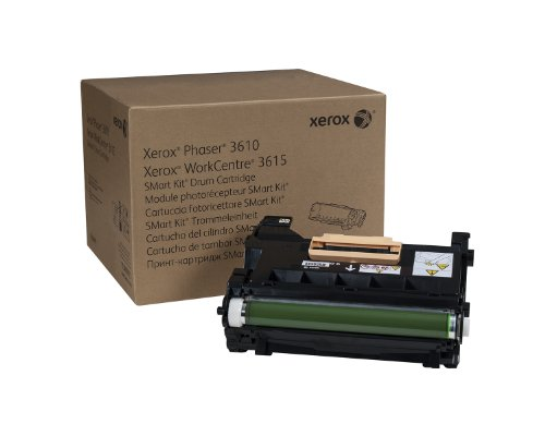 Genuine Xerox Smart Kit Drum Cartridge for the Xerox Phaser 3610 or WorkCentre 3615, 113R00773