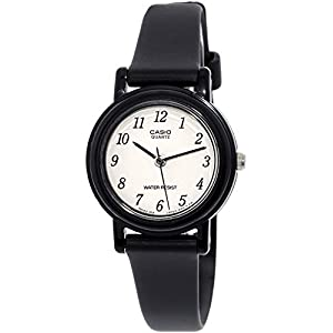 CASIO 19529 LQ-139BM-1B – Reloj de Señora Cuarzo Caucho
