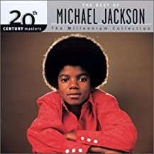 The Best of Michael Jackson: 20th Century Masters - The Millennium Collection by Michael Jackson (2000-11-21)