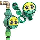 EEUK Bewässerungssteuerung, Automatische Bewässerung, Bewässerungscomputer, Bewässerungsuhr mit...