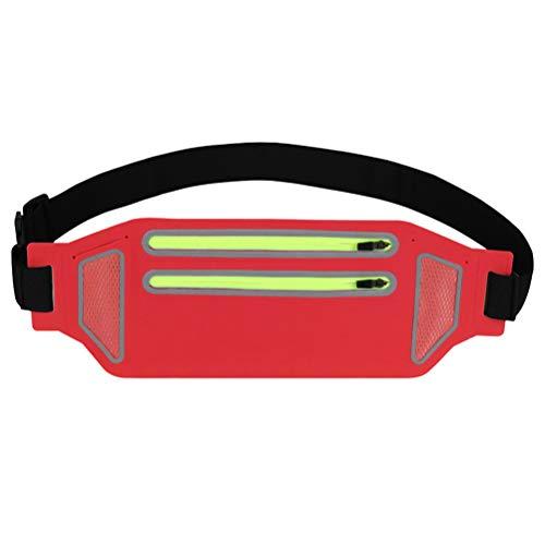 Macabolo - Bolsa para corredores, ultrafina, impermeable, para senderismo, fitness, mujeres y hombres