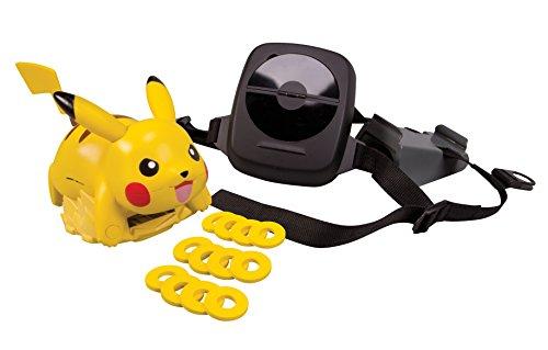 Tomy Pokémon - T18207 - Figurine - Animation - Pikachu Prêt à l'Attaque