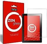 ZenGlass Nandu I Protector de Vidrio Flexible Compatible con Lenovo Miix 320 10 Zoll I Protector de Pantalla 9H