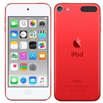 Apple iPod Touch 32GB Red (6th Generation) (Reacondicionado)