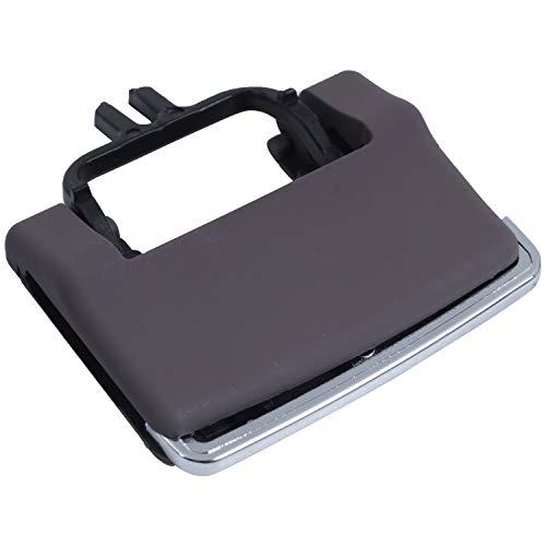 Iycorish Kit de ReparacióN de Clip de LengüEta de Salida de VentilacióN de Aire Acondicionado Delantero para Mercedes W164 X164 Ml GL Auto Reemplazo de Accesorios de Coche (MarróN)