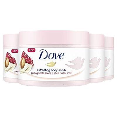 Dove Creme-Dusch-Peeling für seidig