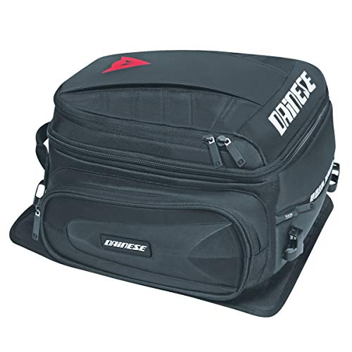 Dainese-D-TAIL MOTORCYCLE BAG, Stealth-Black, Size N