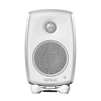 Genelec ジェネレック G One ホームオーディオ用 アクティブスピーカー (1本) (ホワイト)
